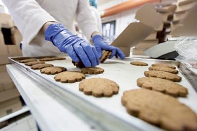 Conception et industrialisation de produits alimentaires