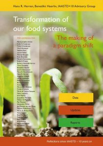Transformation of our food systems - the making of a paradigm shift